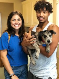 Cutter (now Koda) Adopted!