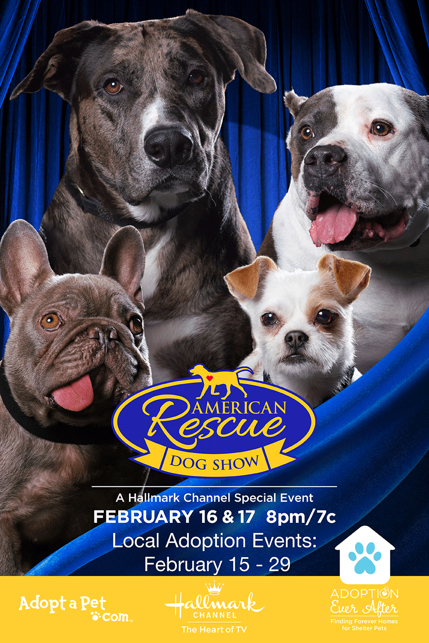Hallmark Channel's American Rescue Dog Show